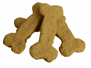HomemadeLarge Chicken Dog Biscuits