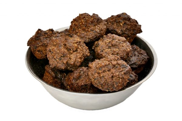 Liver Muffin dog treats home-baked with real liver.